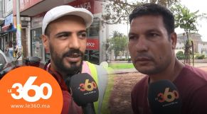 cover Video -Le360.ma • الشارع المغربي يرحب بأنباء استفادة أصحاب المهن الحرة من التغطية الصحية