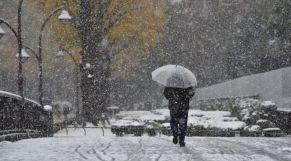 مطر وثلج
