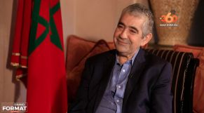 غلاف فيديو - Grand Format Driss El-Yazami