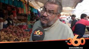 غلاف فيديو - مواطنون يكشفون أسباب ارتفاع أسعار الخضر والفواكه