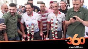 cover Video -Le360.ma • طنجة في استقبال  مغامرين مغربيين  وصلا للصين بدراجة