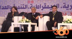 cover:  رفاق الأموي يجتمعون ببوزنيقة في مؤتمرهم السادس وهذه رهاناتهم