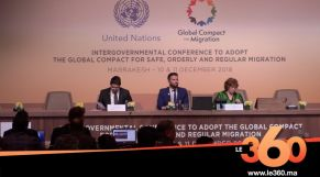غلاف فيديو - Marrakech: Tombée de rideau sur la Conférence de l'ONU sur les migrations