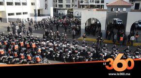 cover vidéo: Le360.ma •استعدادات رجال الأمن للأجواء الاستثنائية لرأس السنة