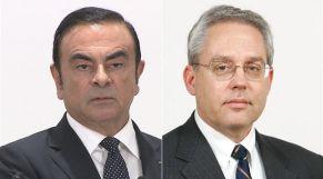 جريج كيلي وكارلوس غصن