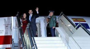 عاهلا إسبانيا يغادران المغرب