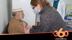 غلاف فيديو - خوفا من الأنفلونزا.. مواطنون يتقاطرون على معهد باستور للتلقيح