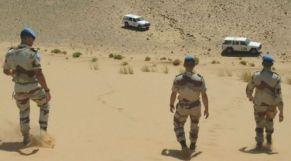 بعثة المينورسو بالصحراء