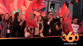 Cover_Vidéo:Le360.ma •ساعة سعيدة للاحتفاء بالمرأة المغربية بحضور ثلة من النجوم
