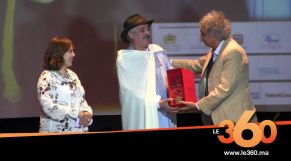 Cover_Vidéo: Le360.ma • تكريم الشوبي في افتتاح مهرجان السينما المتوسطية بتطوان