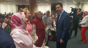رئاسة النيابة العامة تلتزم بالدفاع المتواصل عن قضايا المرأة