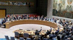 مجلس الأمن يصوت