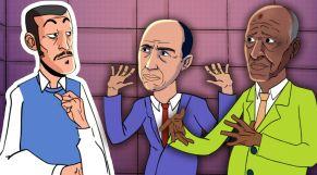 غلاف فيديو - راديو36 (حلقة 2): تدخل الكروج والمتوكل في قضية عويطة ووالده