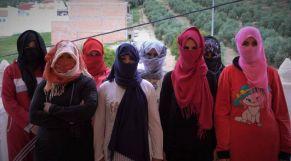 عاملات مغربيات بحقول إسبانية