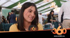 cover vidéo:Le360.ma •صوفيا شرف: ما كنترمضنش وكنتفرج فالرسوم عوض المسلسلات فرمضان