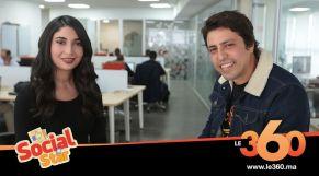 Cover_Vidéo: Le360.ma • سوشل ستار  الحلقة 1  خالد الشريف:الويب فيه الفلوس وبقى ليا غير المكياج لي ما درتوش