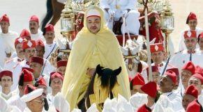 الملك محمد السادس عيد العرش