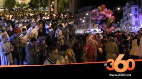 Cover_Vidéo: Le360.ma • روبورتاج: هكذا أحيت مدينة طنجة أجواء ليلة القدر المباركة