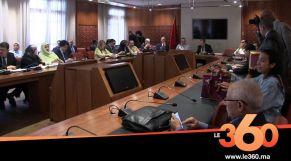 غلاف فيديو - النواب يصادقون بالاجماع على إعتماد حرف تيفيناغ