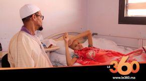 cover: رغم شدة المرض.. شاب يجتاز امتحانات الباك بمستشفى بمراكش