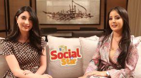 """cover:  سوشل ستار (الحلقة 5): اليوتوبوز """"مرايا"""" تخلت عن عملها وهذا ما قالته عن خضوعها للتجميل"""