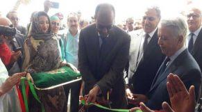 افتتاح محطة جوية جهوية بمدينة العيون