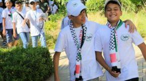أطفال مقدسيون