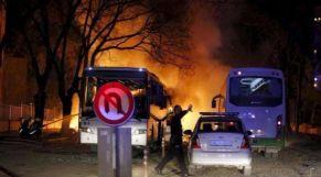 هجوم إرهابي بتركيا