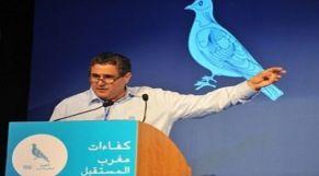 عزيز أخنوش، رئيس حزب التجمع الوطني للأحرار