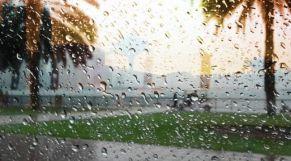 زخات مطرية