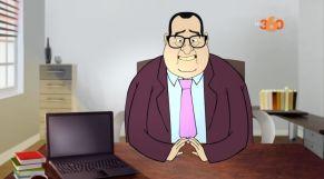 غلاف فيديو - لابريكاد 36 : ادريس لشكر باغي يدير المصالحة مع الجنون