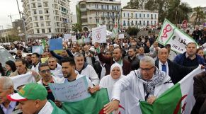 الحراك الجزائري
