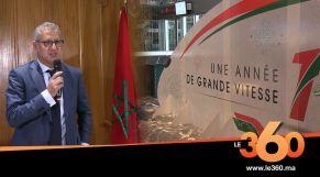 Cover_Vidéo: Le360.ma •ONCF: Khlie déballe tout ligne Marrakech/Agadir et Al Boraq