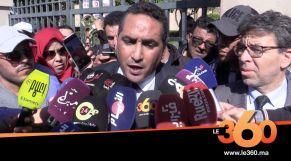 """Cover_Vidéo: جلسات """"حمزة مون بيبي"""" تتواصل بإبتدائية مراكش"""