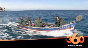cover: صيادات قرية بليونش أياد ناعمة تتحدى السمك لأجل لقمة عيش