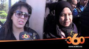 cover vidéo :Le360.ma •جدل أمام محكمة مراكش بين مناصري دنيا بطمة وآخرون