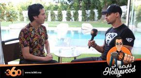 Cover_Vidéo: (Khalid Speed) نايضة فهوليوود مع سيمو بنبشير(ح 49 ) مع خالد منبارك Nayda f Hollywood