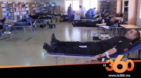 Cover_Vidéo: أمن وجدة يستجيب لنداء التبرع بالدم