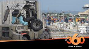 cover vidéo :Le360.ma •فيروس كورونا يشل حركة ميناء البيضاء