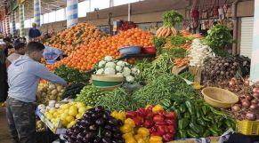 سوق مغربي