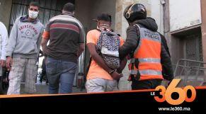 Cover_Vidéo: أمن أكادير يطارد ويعتقل خارقي حالة الطوارئ الصحية