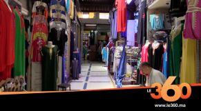 تجار الحبوس يشكون الكساد رغم العودة إلى النشاط التجاري
