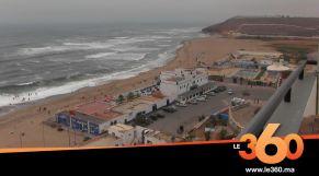 Cover_Vidéo: إقبال كبير للمصطافين على شاطئ سيدي إفني