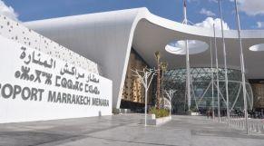 مطار مراكش المنارة