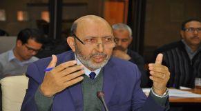محمد العربي بلقايد عمدة مراكش