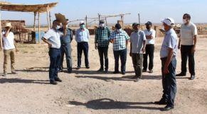 إعادة افتتاح السوق الأسبوعي سيدي رحال