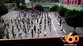 Cover_Vidéo: أجواء عودة الدراسة حضوريا لمدارس طنجة