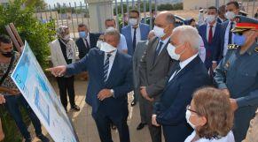 """بالصور: وزير الصحة يدشن بفاس خدمات الوحدة المتنقلة للكشف السريع """"كوفيد 19"""""""