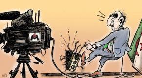 كاريكاتير قناة إم6