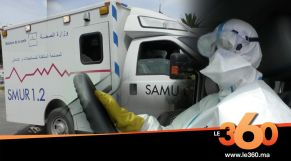 "cover: مصلحة ""SAMU"".. ضغط ومجهود متواصل على مدار ال24 ساعة لإنقاذ الأرواح من كورونا"